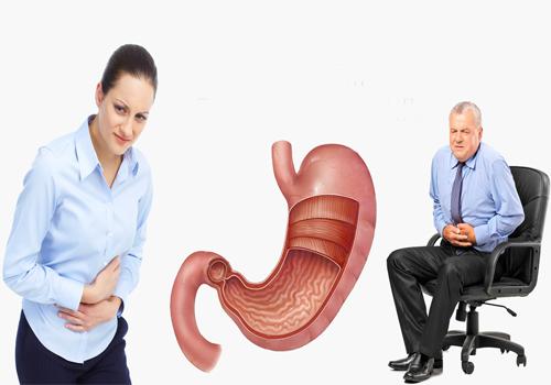 triệu chứng của bệnh viêm dạ dày