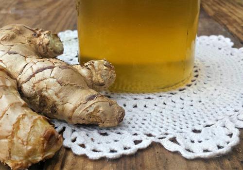 gừng mật ong chữa đau dạ dày