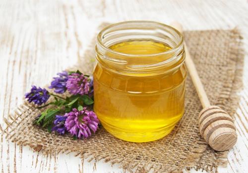 mật ong chữa đau dạ dày