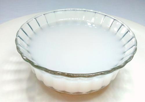 nước gạo chữa đau dạ dày