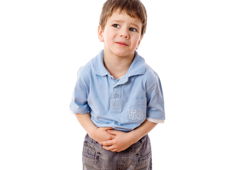 trẻ em đau bụng đi ngoài lỏng