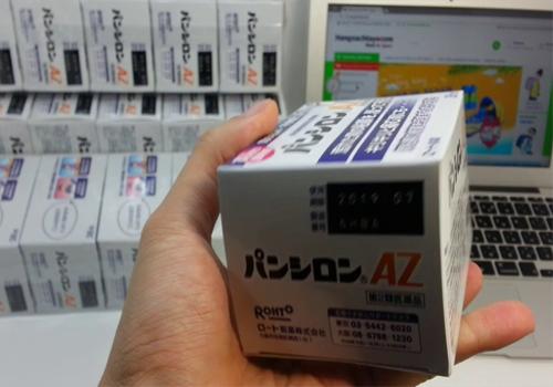 các loại thuốc chữa đau dạ dày của nhật bản