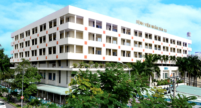 bệnh viện 115 nội soi dạ dày tiêu hoá có đảm bảo không