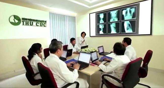 địa chỉ chữa bệnh bệnh viện đa khoa quốc tế thu cúc hà nội