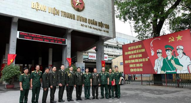địa chỉ khám nội soi bệnh viện trung ương quân đội 108