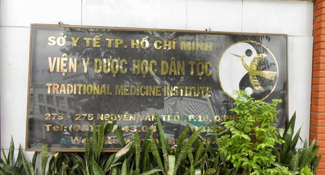 khám nội soi ở bệnh viện dược y học dân tộc
