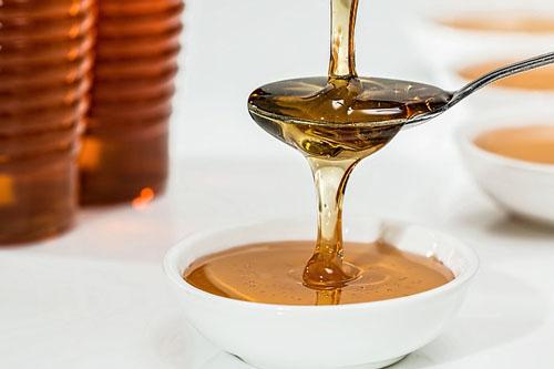 Mật ong có một số đặc tính kháng khuẩn chống lại H. pylori