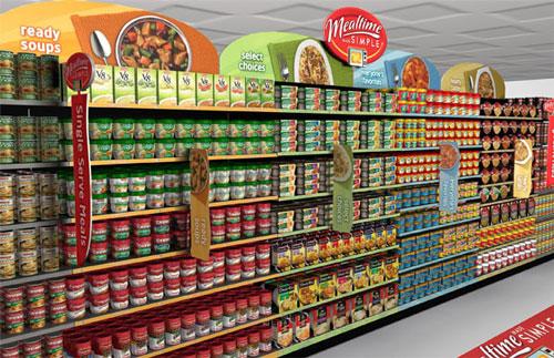 Thực phẩm chế biến sẵn thường có giá trị dinh dưỡng thấp và chứa chất bảo quản