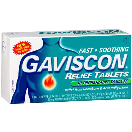 Thuốc Dạ Dày Gaviscon