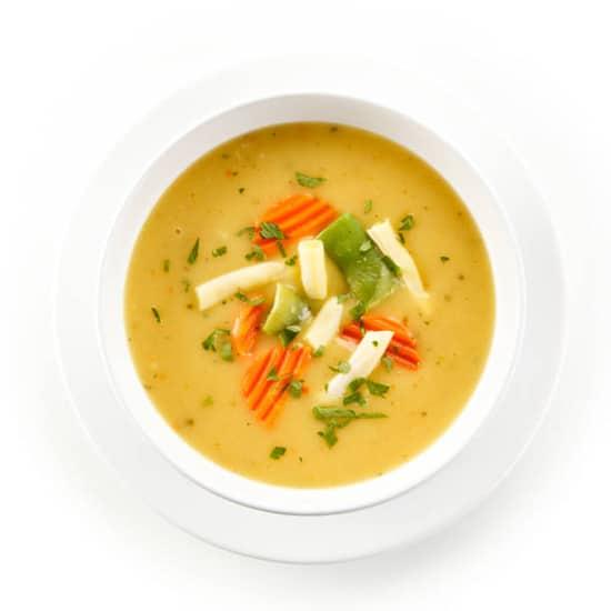 Đau dạ dày buồn nôn nên ăn súp