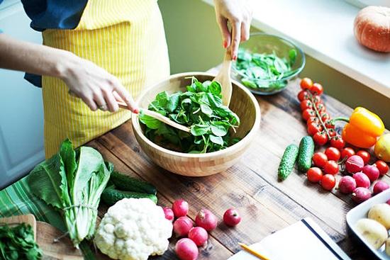Nên ăn các thức ăn tốt cho hệ tiêu hóa