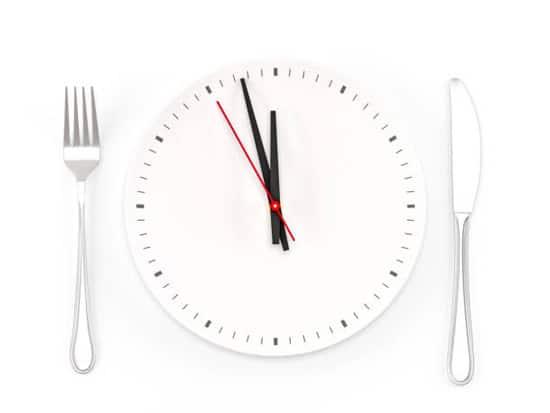 Ăn đúng giờ đúng bữa