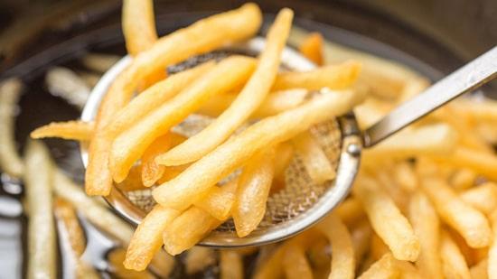Tránh ăn các loại đồ ăn có nhiều dầu mỡ