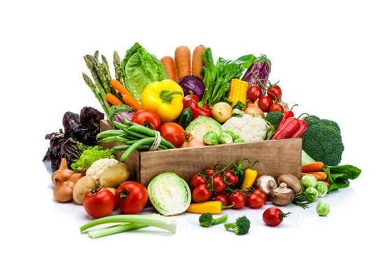 Ưu tiên chọn các thực phẩm tốt cho dạ dày, dễ tiêu hoá như rau xanh, củ quả trái cây