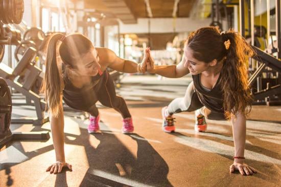Luyện tập thể dục thể thao để nâng cao sức khoẻ