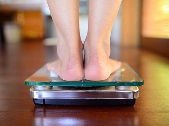 Đảm bảo cân nặng cơ thể ở mức phù hợp
