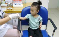 trẻ bị nhiễm hp phải làm sao